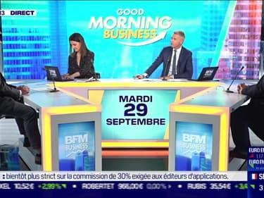 Le débat  : 157 fonctionnaires de moins en 2021, l'Etat réhabilité ?, par Jean-Marc Daniel et Nicolas Doze - 29/09