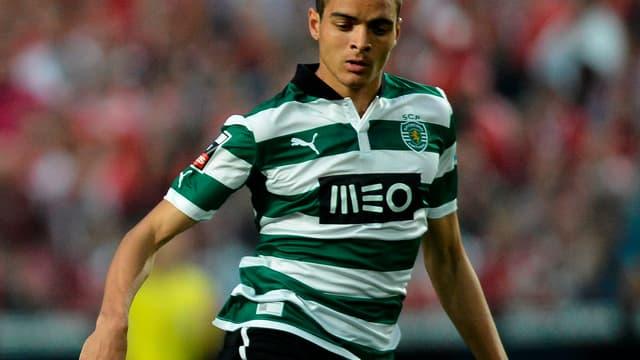 Tiago Ilori avec le Sporting