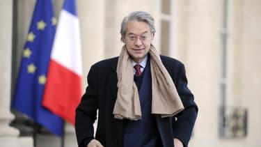 Philippe Marini, candidat UMP à la présidence du Sénat