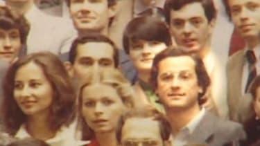 François Hollande et Ségolène Royal, issus de la promotion 1980 de l'ENA