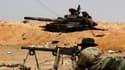 Insurgés libyens à l'entrée Ouest d'Ajdabiah, samedi. Les forces du colonel Mouammar Kadhafi ont lancé des roquettes dimanche sur les insurgés libyens postés à l'extérieur de cette ville stratégique, dernière grande agglomération tenue par les rebelles av