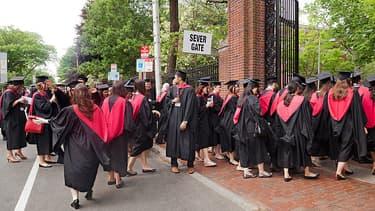L'université de Harvard va toucher un sacré pactole d'un ancien élève.