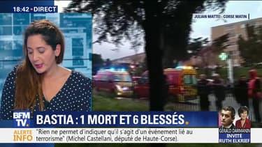 Tirs à Bastia: 1 mort et 6 blessés
