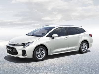 Professionnels : choisissez le break hybride Suzuki Swace