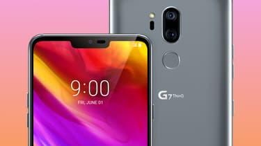 Le LG G7 ThinQ