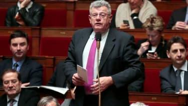Christian Eckert, le rapporteur (PS) du Budget 2014, s'est félicité du relèvement du seuil de revenu fiscal de référence.