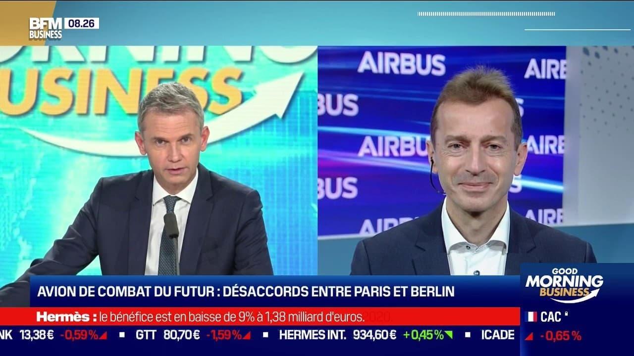 """Guillaume Faury (Airbus): """"l'Europe n'est probablement pas la hauteur"""" des Chinois et des Américains dans la conquête spatiale"""