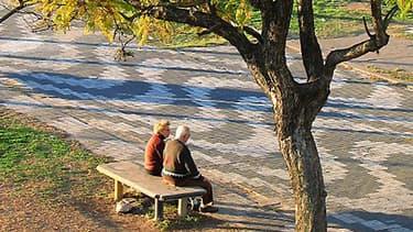 En France, 13,2 millions de personnes sont pensionnées par l'Assurance vieillesse.