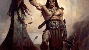Le jeu de plateau conçu par Monolith met en scène le héros barbare des années 80, Conan