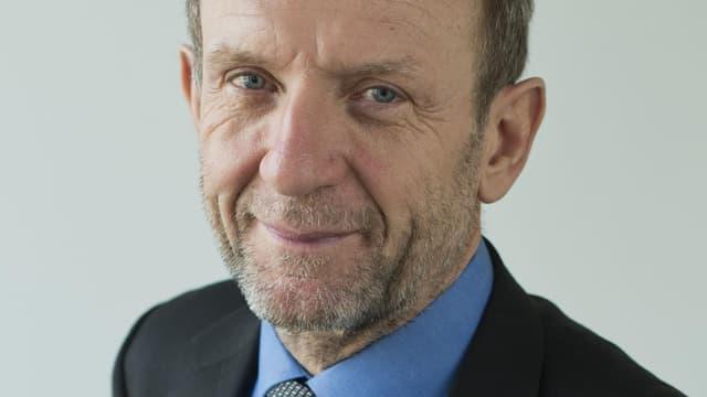 François Davy, président de Foncia