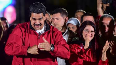 Nicolas Maduro est critiqué par la communauté internationale.