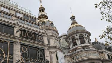 Le Printemps, situé sur le boulevard Haussmann à Paris, pourrait ne pas ouvrir le dimanche.