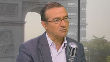 Hervé Mariton, est en charge du dossier retraites à l'UMP