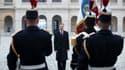 Le grand-duc Henri du Luxembourg en visite à Paris pour 3 jours
