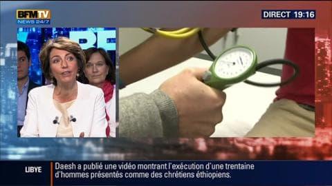 """Marisol Touraine dans BFM Politique: """"La grandeur du modèle social français est de soigner tout le monde"""""""