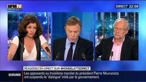 Laurent Joffrin face à Elisabeth Lévy: Prélèvement d'impôts à la source: Quels intérêts pour les salariés ?