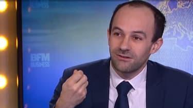 Yann-Gaël Amghar, le directeur de l'Acoss, qui gère les Urssaf, était l'invité de Stéphane Soumier dans Good Morning Business.