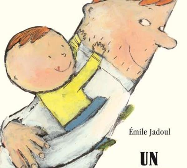 Un bisou tout là haut d'Emile Jadoul