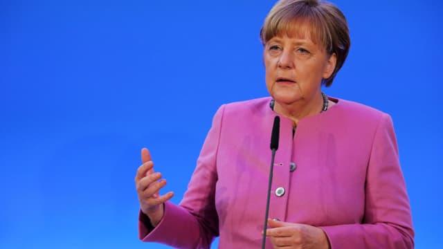 """Selon Angela Merkel, fermer la route des Balkans """"ne résout pas le problème"""" - Jeudi 10 mars"""
