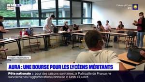 La Région Auvergne Rhône-Alpes offre 500 euros à tous les lycéens décrochant leur bac avec plus de 16/20