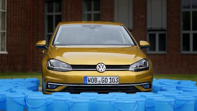 La firme de Wolfsbrug espère écouler 1,5 million de véhicules électriques et hybrides en Chine d'ici sept ans. (image d'illustration)