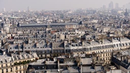 Les charges de copropriété sont plus élevées à Paris qu'ailleurs en Ile-de-France.