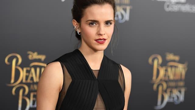 Emma Watson le 15 mars 2017