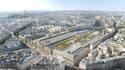 La Gare du Nord du futur devrait mesurer 110.000 m2