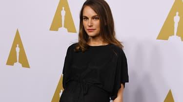 Natalie Portman le 6 février 2017