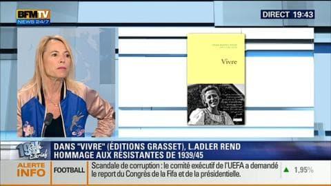 Laure Adler face à Ruth Elkrief