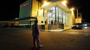 Le cinéma Triomphe, qui avait beaucoup souffert du séisme en 2010, ne diffusera pas non plus Star Wars.