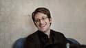 Edward Snowden en octobre 2015