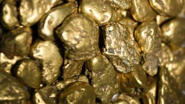 L'once d'or a baissé de 10% en trois semaines.