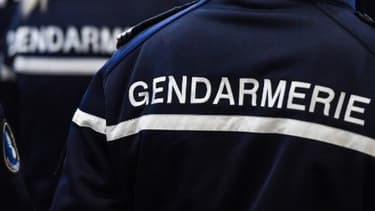(Photo d'illustration) Un agent de gendarmerie.