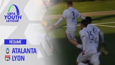 Youth League : L'OL bat l'Atalanta aux tirs au but après un joli comeback (3-3, 5tab3)