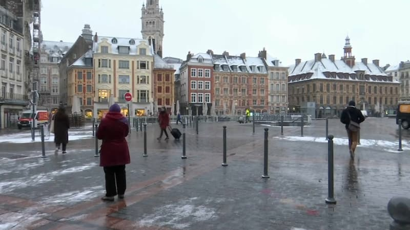 Le Pas-de-Calais et le Nord activent le niveau 2 du plan grand froid