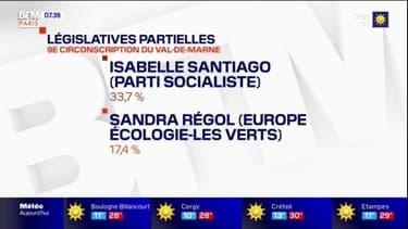 Législative partielle: LaREM battue dans les Yvelines