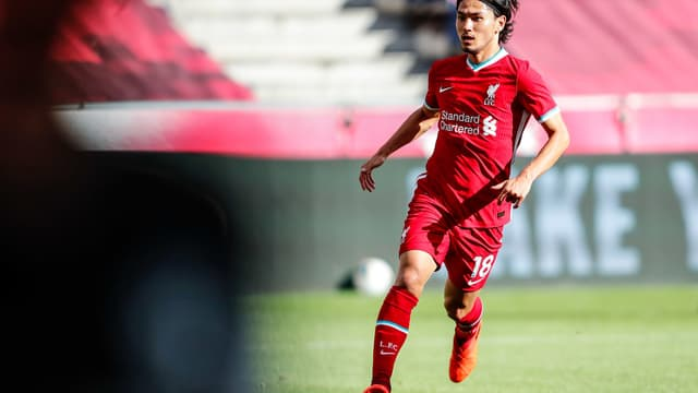 Takumi Minamino - Liverpool