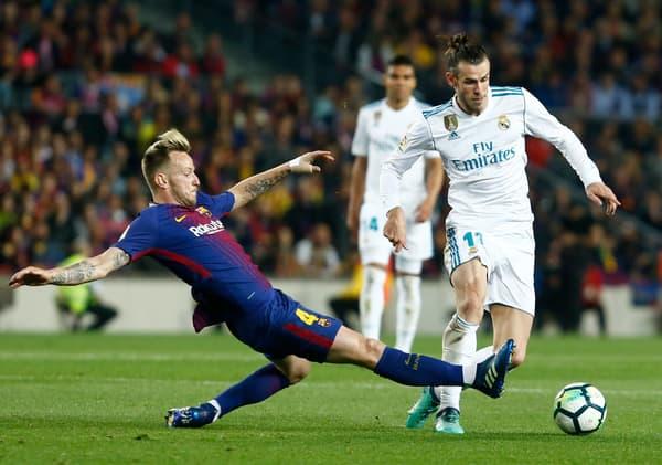 Ivan Rakitic et Gareth Bale, deux indésirables du Barça et du Real