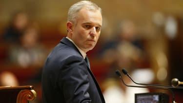 François de Rugy à l'Assemblée nationale le 28 juin 2017.