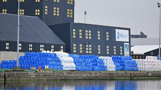 """Le tribunal de Saint-Malo a ordonné jeudi une expertise sur les """"nuisances olfactives"""" et les rejets de l'usine d'engrais et de nutrition animale Timac Agro"""