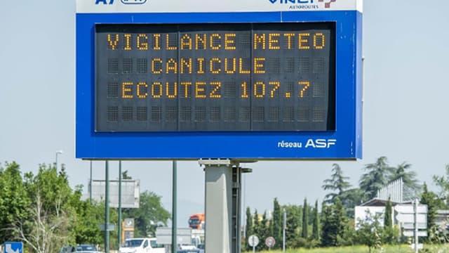 Une vigilance météo canicule est annoncée pour ce week-end.