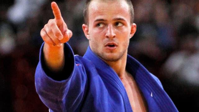 Ugo Legrand, programmé pour les Jeux