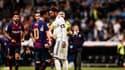 Sergio Ramos face à Lionel Messi en 2019