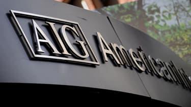 AIG avait été au coeur de la crise de 2008