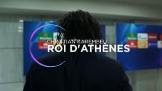 Footissime - French Connection : Karembeu, roi d'Athènes