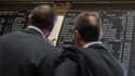Le IBEX-35, indice phare de la Bourse de Madrid, a perdu 3,62% lundi.