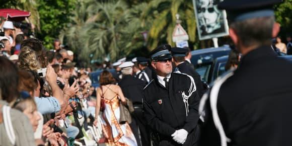 Police, gendarmerie, agents de sécurité sont tous sur le qui-vive pendant 10 jours.