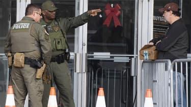 La police de Baltimore a récupéré près de 2.000 armes, dont un lance-roquettes.