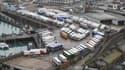 Au Royaume Uni, une pénurie s'installe non pas par manque de produits, mais par manque de chauffeurs de camion